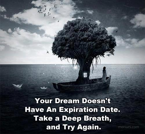dream without expiration dates