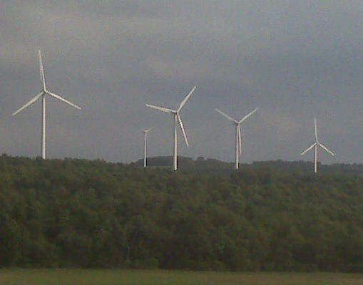 Windmills In Pa