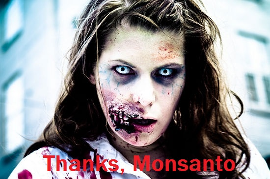 Thanks Monsanto